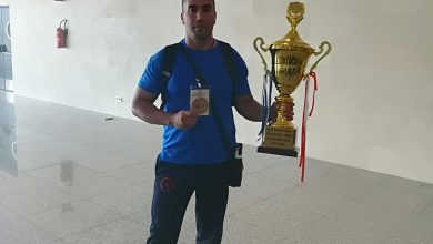 Photo de Zinou Boudaoud: Champion cherche sponsor