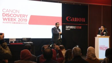 Photo de CANON DISCOVERY WEEK 2019 en Algérie: Canon renforce sa position africaine