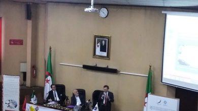 Photo de Rencontres professionnelles du marbre d'''El Bouniane'': L'Algérie grand importateur de pierres ornementales
