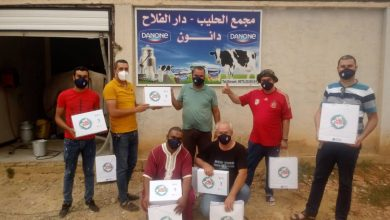 Photo de Danone Djurdjura Algérie: Accompagnement de plus de 1000 éleveurs partenaires