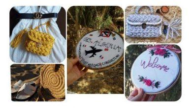 Photo de Abir Bouchebtoul: L'artisane aux trois métiers