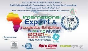 Photo de 1er Salon international de l'exportation et de la logistique: 8 au 10 février 2021