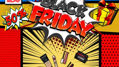 Photo de Beauty-Club.com: Black Friday ou E-shop adapté au confinement