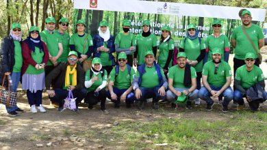Photo de Gig-Algeria: Sensibilisation et actions environnementales à la forêt de Bainem