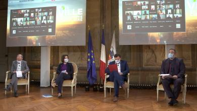 """Photo de L'Algérie a pris part au Colloque de Bordeaux sur """"La Ville en économie circulaire"""""""