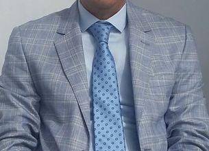 Photo de Karim Draoui, candidat de la liste indépendante ''El Djazair Aoualen'', à Skikda