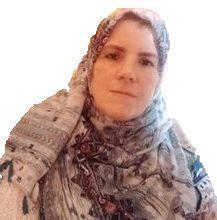 Photo de Saliha Nasser, candidate de ''Djabhat El Houkm Errached'', à Skikda