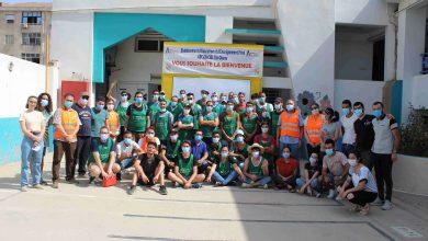 Photo de SIDRA/gig-Algeria: solidarité au profit des zones sinistrées par les incendies